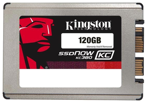 Фото: Жесткий диск SSD 120Gb Kingston (SKC380S3/120G) / 1,8