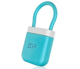 Фото: USB Flash Drive 8Gb Silicon Power Unique 510 Blue / SP008GBUF2510V1B