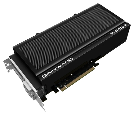 Фото: Видеокарта Gainward / GeForce GTX760 Phantom 426018336-2999