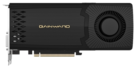 Фото: Видеокарта Gainward GeForce GTX760 2Gb DDR5 (4260183363002) гарантия 24 мес.
