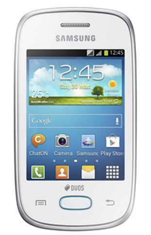 Фото: Смартфон Samsung GT-S5312 Galaxy Pocket Neo Duos White
