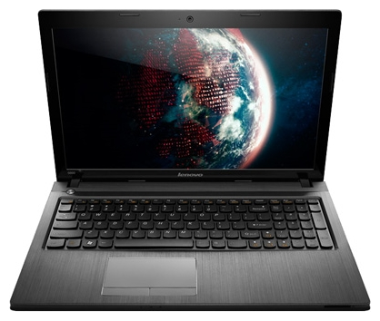 "Фото: Ноутбук 15"" Lenovo IdeaPad G500A Black (59-381062) 15,6"""