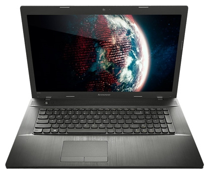 "Фото: Ноутбук 17"" Lenovo IdeaPad G700G Black (59-381091) 17,3"""