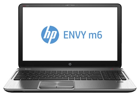 "Фото: Ноутбук 15"" HP ENVY m6-1222sr Natural Silver (D6X78EA) 15,6"" Win8"