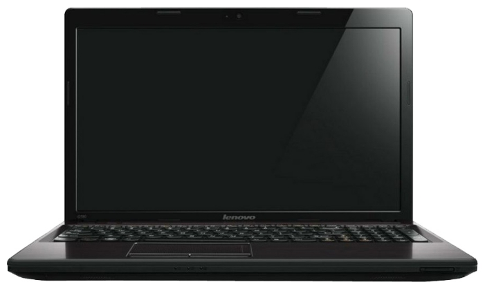 "Фото: Ноутбук 15"" Lenovo IdeaPad G580A Brown (59-382100) 15,6"""