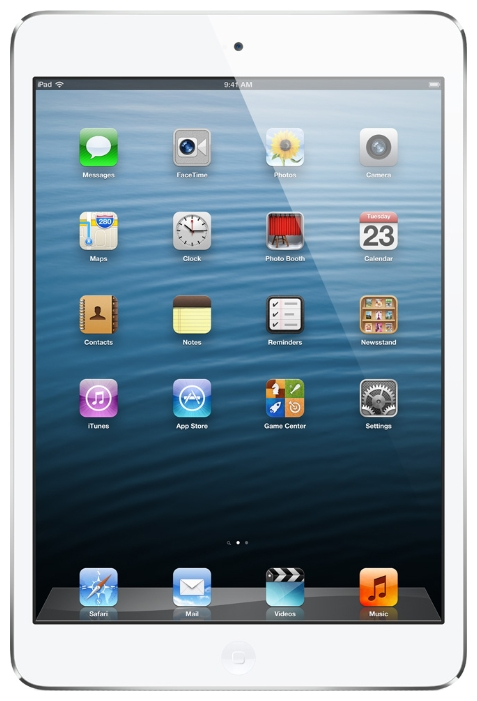 Фото: Tablet PC Apple iPad 4 4G 64G White