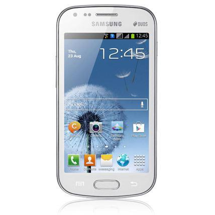 Фото: Смартфон Samsung GT-I8262 Galaxy Core Duos Chic White