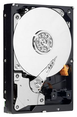Фото: Жесткий диск HDD 4Tb Western Digital Caviar Green (WD40EZRX) / 3,5
