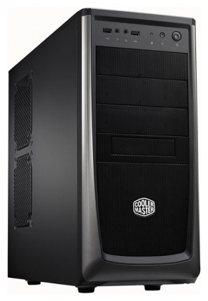 Фото: Корпус CoolerMaster Elite 372 500W (RC-372-KKA500) 500Вт