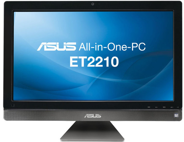 "Фото: Моноблок All-in-one Asus 21""EeeTop ET2210EUKS-B005A Black / 21,5"