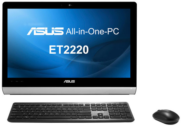 "Фото: Моноблок All-in-one Asus 21""EeeTop ET2220INKI-B043K Black / 21,5"