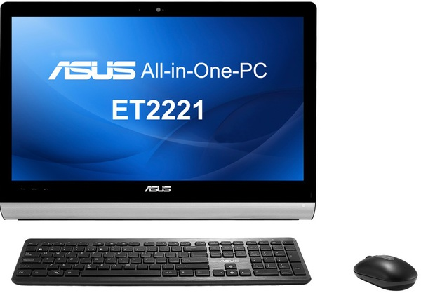 "Фото: Моноблок All-in-one Asus 21""EeeTop ET2221INKH-B003K Black / 21,5"