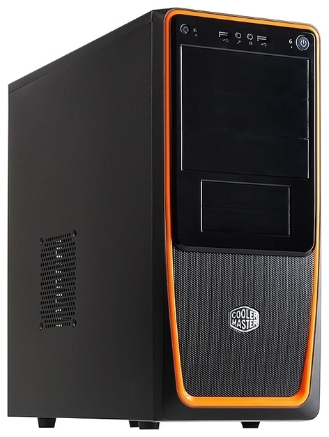 Фото: Корпус Cooler Master Elite 311 Black/Orange (RC-311B-OKA500) 500W