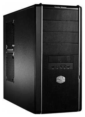 Фото: Корпус Cooler Master Elite 334U Black/Silver (RC-334U-KKA500) 500W