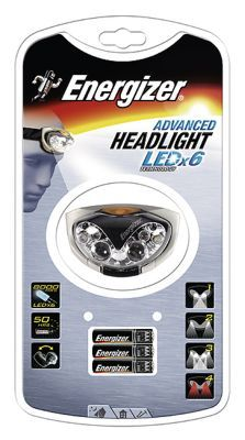 Фото: Фонарик Energizer HEADLIGHT