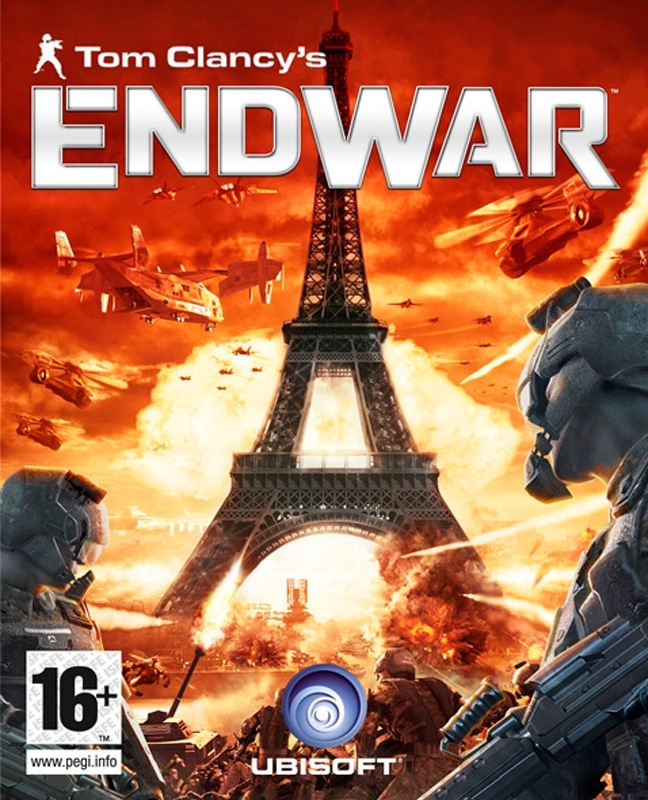 Фото: PS3. Tom Clancy's EndWar (русская версия)