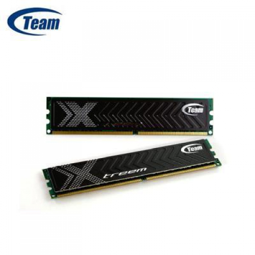 Фото: Модуль памяти DDR3 16Gb (2 x 8Gb) PC3-12800 (1600MHz) Team Xtreem Dark (TDD316G1600HC9DC01)