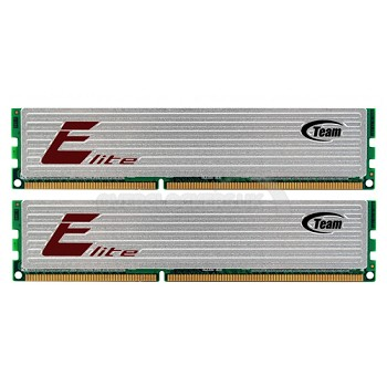 Фото: Модуль памяти DDR3 4Gb (2 x 2Gb) PC3-12800 (1600MHz) Team Elite (TED34G1600HC11DC01)