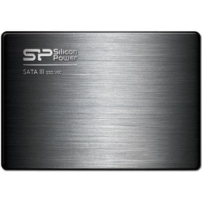 "Фото: Жесткий диск SSD SATA III 60Gb 2.5"" SILICON POWER S55 7mm R/W:556/500Mb/s (SP060GBSS3S55S25)"
