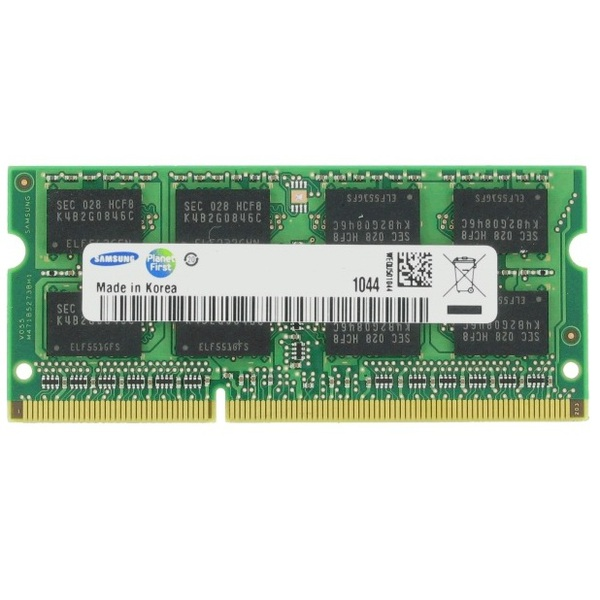 Фото: Модуль памяти SO-DIMM DDR3 4Gb PC-1600 Samsung Original