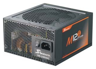 Фото: Блок питание Seasonic M12II-650 BRONZE (SS-650AM) 650W 12 cm double ball-bearing fan (S2FC), 80 plus Bronze (~82%), Modular Cables, DC to DC converter design, One +12V Output 53A!!!, Active PFC (99%),  105? Japanese Brand Capacitor, Multi GPU support, eas