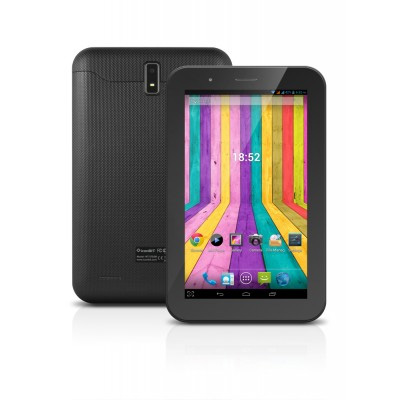 "Фото: Планшетный ПК 7"" IconBIT NetTAB MATRIX 3G DUO (NT-3702M) Black / 8Gb / 3G / 2 Sim / G-сенсор / емкостный Multi-Touch (1024x600) IPS / Cortex A9 Dual Core 1,2GHz / RAM 1Gb / ROM 8Gb / GPS / 3G модем / Wi-Fi / BT / 2 Cam (5Mp + 0,3Mp) / Android 4.1"