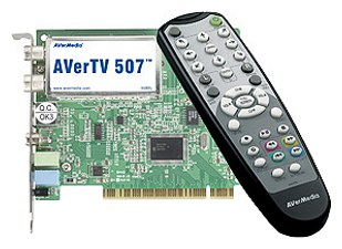 Фото: TV-тюнер PCI AVerTV Studio 507