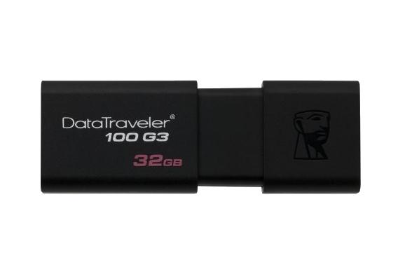 Фото: USB3.0 Flash Drive 32 Gb Kingston 100 G3 (DT100G3/32GB)