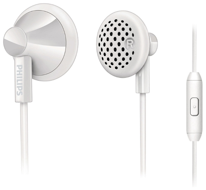 Фото: Наушники Philips SHE-2105 white