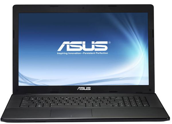 Фото: Ноутбук Asus X75VB-TY006D Dark Blue