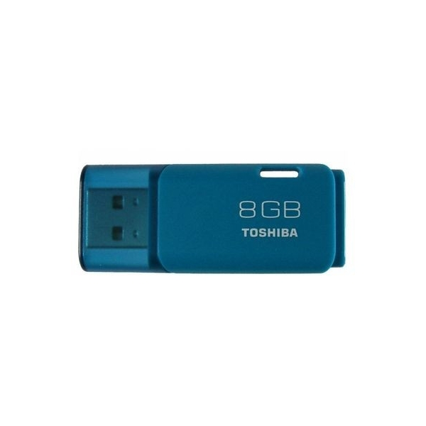 Фото: USB Flash Drive 8 Gb Toshiba-HAYABUSA Blue