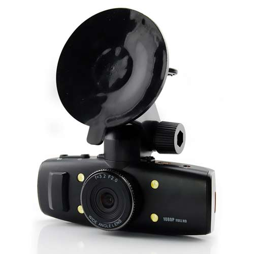 Фото: Видеорегистратор CarCam GS5000 GPS+G-sensor+WDR 5.0MP Full HD 1920x1080P 30FPS Car DVR w/2.4' TFT LCD
