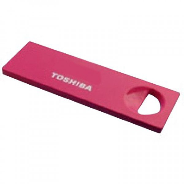 Фото: USB Flash Drive TOSHIBA 8Gb Rosered (THNU08ENSRED(BL5)