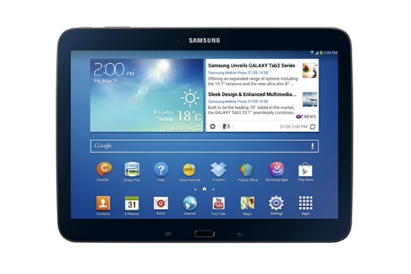 "Фото: Планшет Samsung Galaxy Tab 3 10,1"" P5200 metallic black"