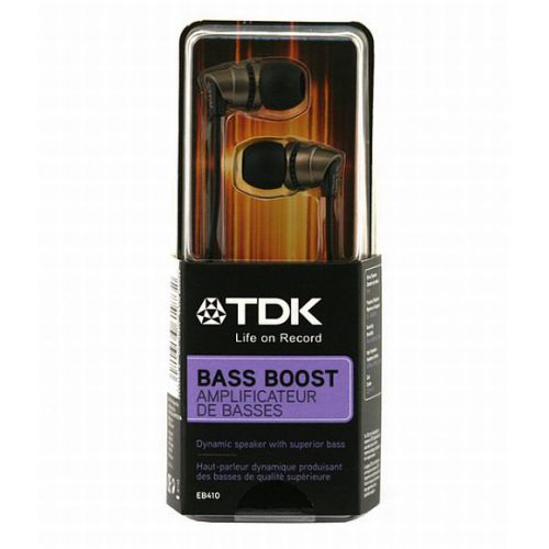 Фото: Наушники TDK EB410 in - ear - essentials - bronze - t61973