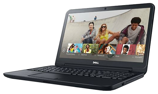 Фото: Ноутбук Dell Inspiron 3537 Black (I35545DDL-24) 15,6""