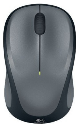 Фото: Мышь Logitech M235 Wireless gray 910-003146