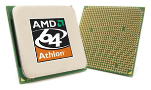 Фото: Процессор AM2 AMD Athlon 64 3500+ Tray