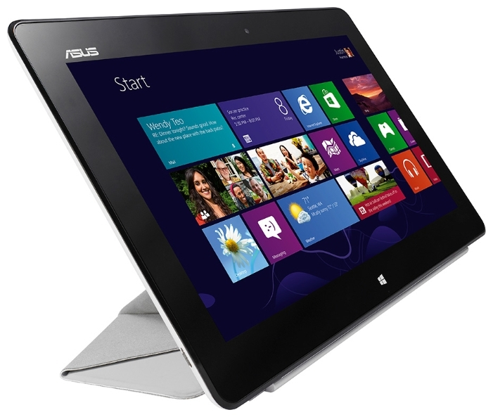 "Фото: Планшетный ПК 10,1"" Asus Vivo Tab Smart ME400CL-1A072W Black-White / 3G / 64Gb Win8"