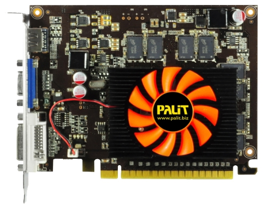 Фото: Видеокарта Palit GeForce GT630 1024Mb DDR3