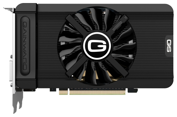 "Фото: Видеокарта Gainward GeForce GTX660 ""Golden Sample"" 2048Mb GDDR5"