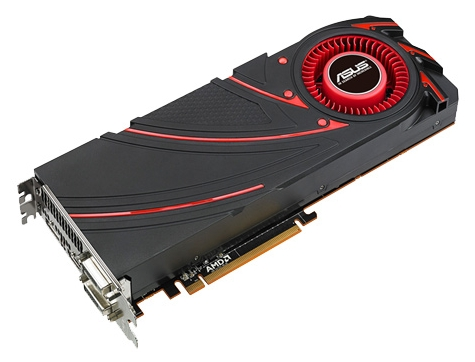 Фото: Видеокарта Asus Radeon R9 290 4Gb DDR5 / R9290-4GD5