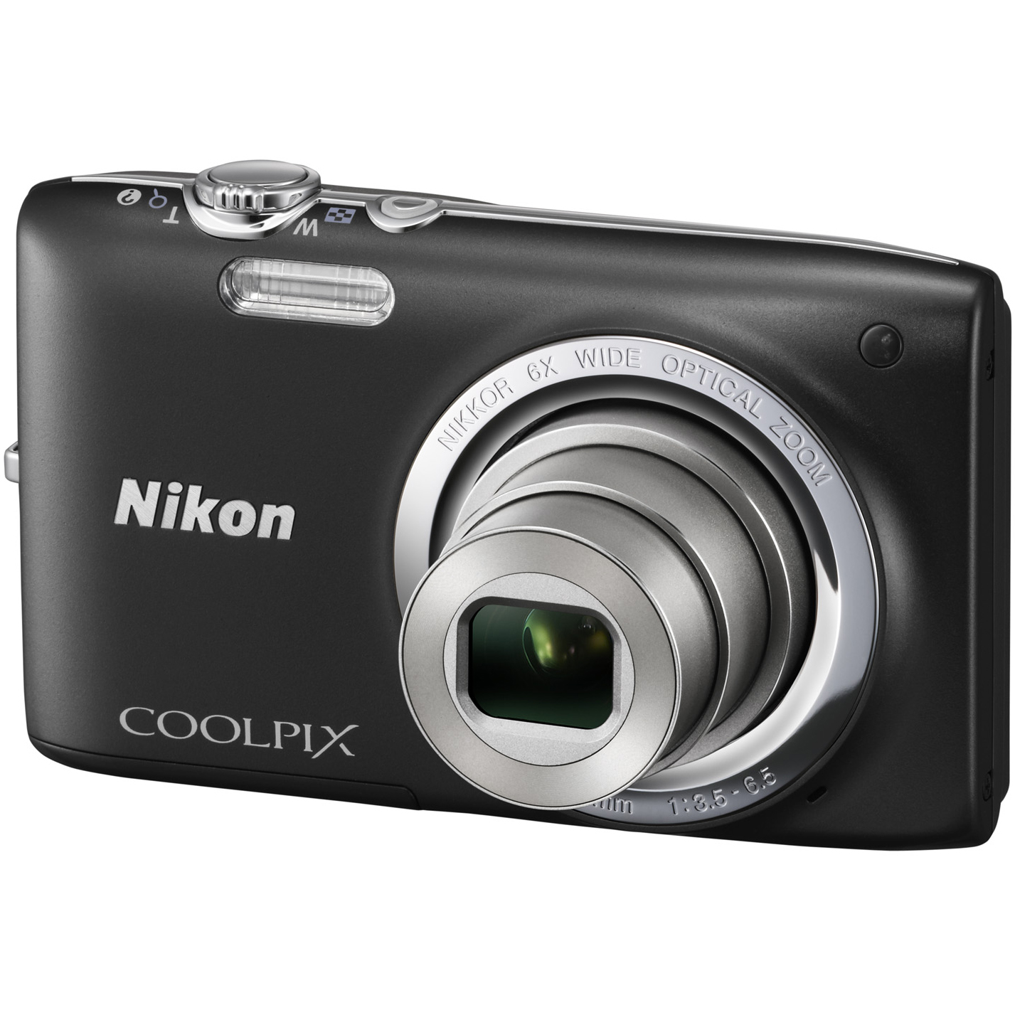 Фото: Фотоаппарат Nikon Coolpix S2700 Black + case 24 мес