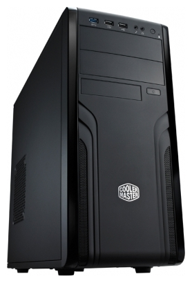 Фото: Корпус CoolerMaster CM Force 500 FOR-500-KKN1