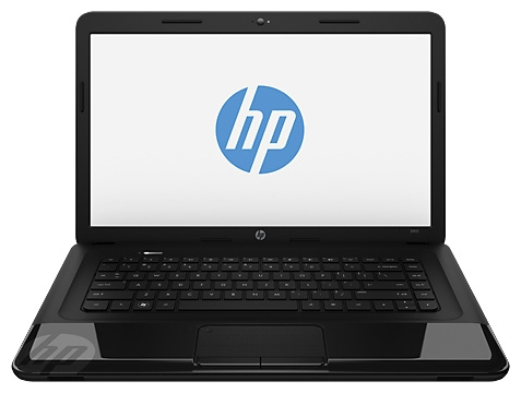 "Фото: Ноутбук 15,6"" HP 2000-2d87SR Black (F4B97EA)"