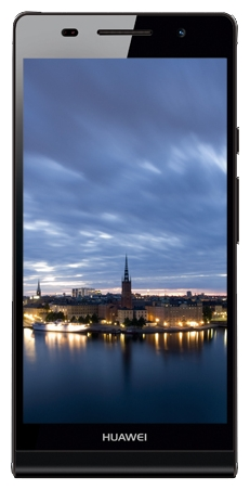 Фото: Смартфон HUAWEI P6-U06 Ascend EDGE Black