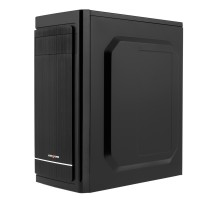 "Корпус LogicPower 2006 Black, 400W 80mm, ATX, mATX, Flex-ATX Midi-Tower, 2xUSB2.0, Audio, 4x5,25"", 1x3,5"", 5xHDD, 7xPCI"