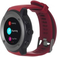Смарт-часы Ergo Sport GPS HR Watch S010 Red (GPSS010R)