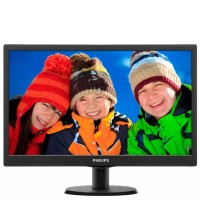 "Монитор 19"" Philips 193V5LSB2/10 Black"